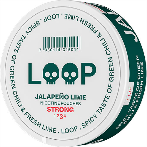 Snus Can - Jalapeno Lime